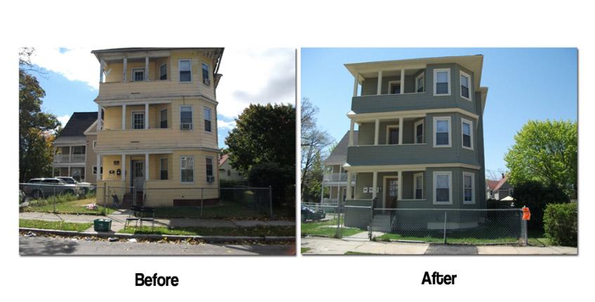 بازسازی آپارتمان
