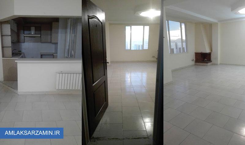 آپارتمان 110 متری در کیانمهر ( کد ملک 120001 )
